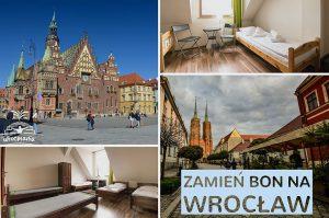 Pakiety Bon turystyczny Wrocław